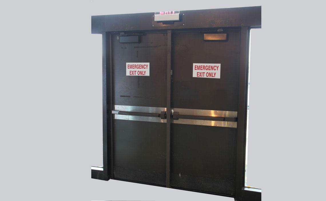 Emergency Exit Door S Floors amp Doors Interior Design